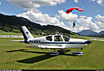 At Mountain Airfield LOIJ St.Johann, Tirol/Austria